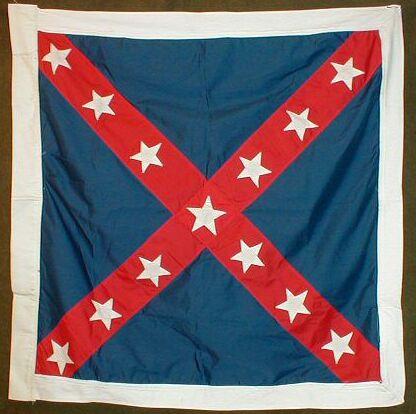 Dick Taylor Battle flag Dept. of ...