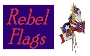 Rebel Flags logo